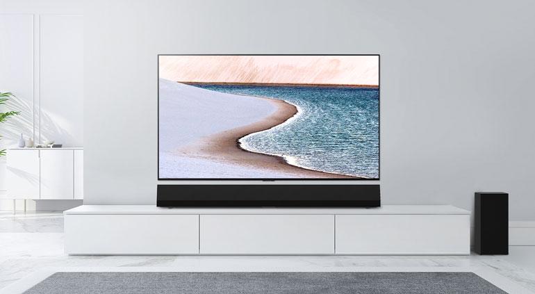 ساندبار جدید الجی، ارائه صدایی فوقالعاده و اتصال بینقص به تلویزیونهای OLED سری GX Gallery