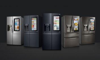 دستیابی یخچال برجسته INSTAVIEW الجی به هدف فروش جهانی یک میلیون دستگاه