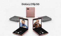 سامسونگ نسخه 5G گلکسی Z Flip خود را معرفی کرد