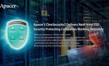 محافظت بیشتر از سازمانهای دور کار با استفاده از سیستم امنیتی Coresecurity2 اپیسر