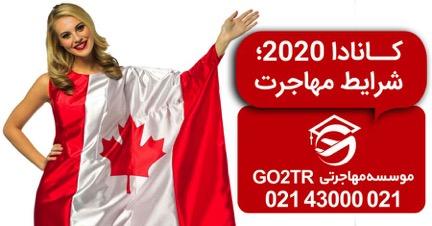 کانادا ۲۰۲۰؛ شرایط مهاجرت، تحصیل، زندگی و سفر