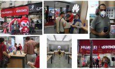 گسترش سبد محصولات هوآوی همزمان با افزایش برندشاپهای این شرکت در ایران