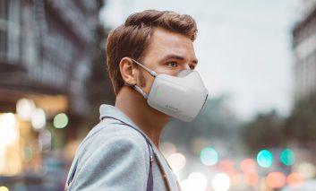 انقلابی در تامین هوای تمیز شخصی با دستگاه تصفیه هوای پوشیدنی PURICARE الجی