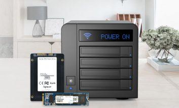SSDهای با دوام و پر کاربرد سری NAS اپیسر