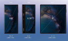 گوشی Huawei Mate X2 یک نمایشگر تاشدنی رو به درون خواهد داشت