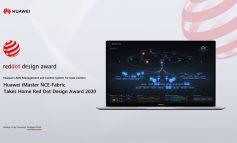 هوآوی برنده 8 عنوان از جوایز معتبر Red Dot Design شد