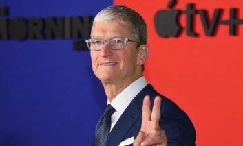 ارزش شرکت اپل به ۲ تریلیون دلار رسید