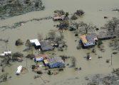 تصاویری از ویرانیهای طوفان لورا در آمریکا