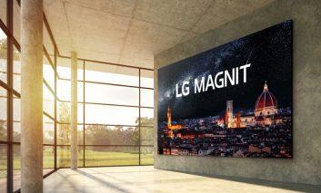 اولین Micro LED الجی و خلق استانداردی جدید در تکنولوژی نمایشگرهای تجاری