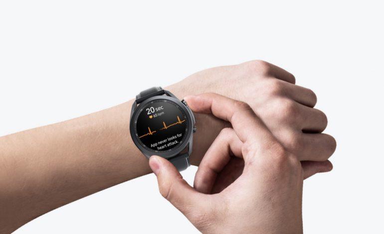 امکان گرفتن نوار قلب در ساعتهای هوشمند سامسونگ