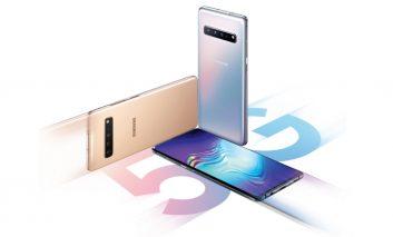 گوشیهای هوشمند 5G در راه بازار