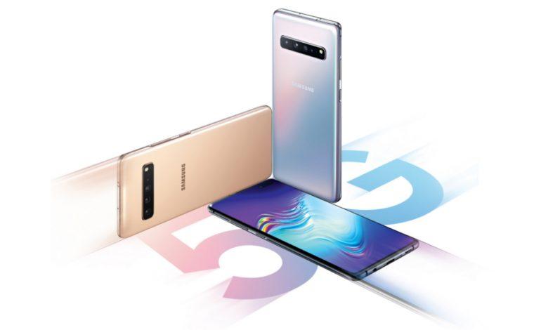گوشیهای هوشمند ۵G در راه بازار