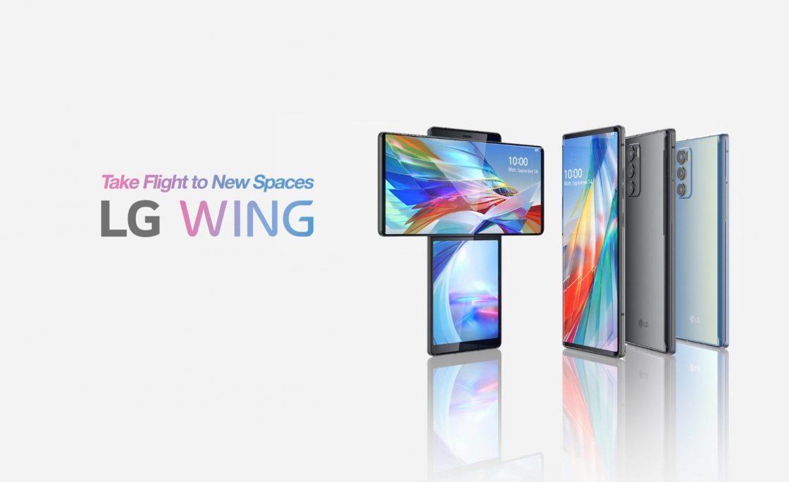 LG WING، تعریف جدید و بیسابقه در صنعت تلفنهای هوشمند