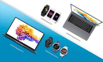محصولات جدید آنر در IFA 2020 رونمایی شد