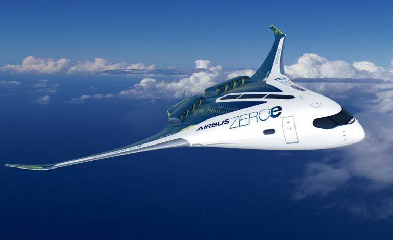 نسل جدید هواپیماهای هیدروژنی ایرباس