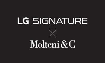 توافق الجی و برند لوکس ایتالیایی MOLTENI&C S.P.A