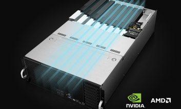 سرورهای ایسوس مبتنی بر راهکارهای NVIDIA DPU و EGX معرفی شد