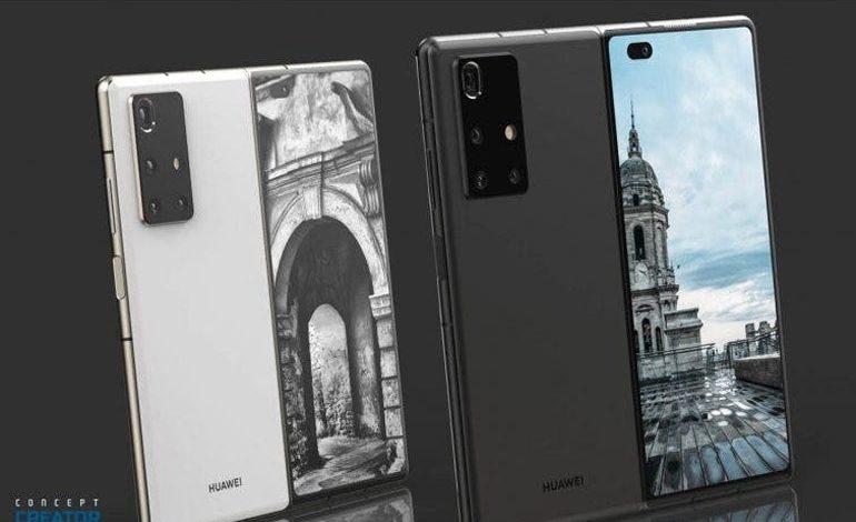 استفاده از پردازندهی Kirin 9000 در گوشی هوآوی Huawei Mate X2