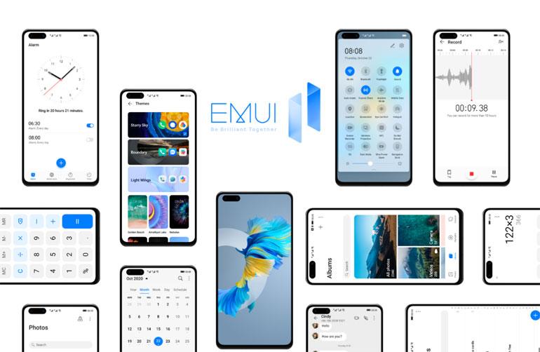 بهروزرسانی EMUI 11 برای ۳۷ گوشی هوشمند هوآوی اعلام شد