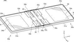 انتشار پنتت جدید هوآوی برای ساخت گوشی هوشمند تاشو