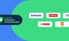 گلکسیهای سامسونگ جزو دستگاههای پیشنهادی گوگل برای نسخه تجاری اندروید میشوند