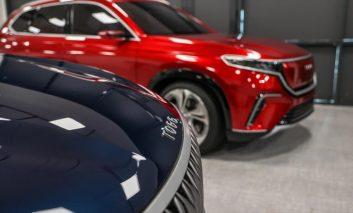 ویدئویی از روند تولید خودروی ملی ترکیه