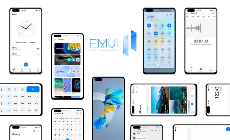 برنامه بهروزرسانی رابط کاربری EMUI 11 هوآوی برای مدلهای بییشتر