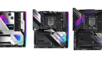 تجربه نهایت قدرت پردازندههای جدید اینتل با نسل جدید مادربردهای سری ROG ایسوس