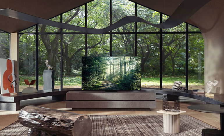 سامسونگ از سری جدید انواع تلویزیونهایش برای سال ۲۰۲۱ رونمایی کرد