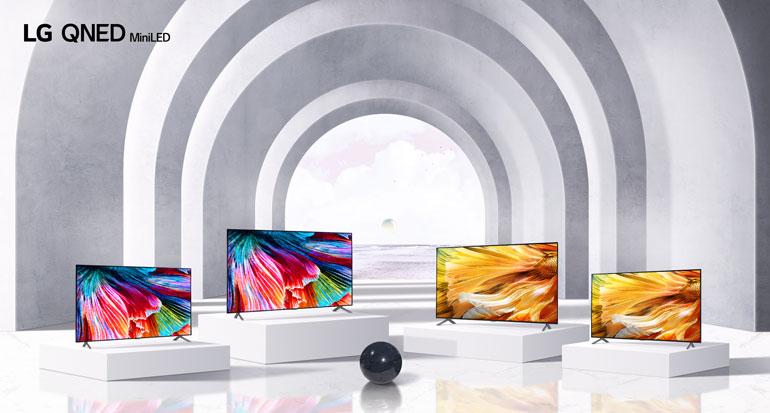 الجی به دنبال گسترش برتری خود با اتکا به تکنولوژی پیشرفته تلویزیون