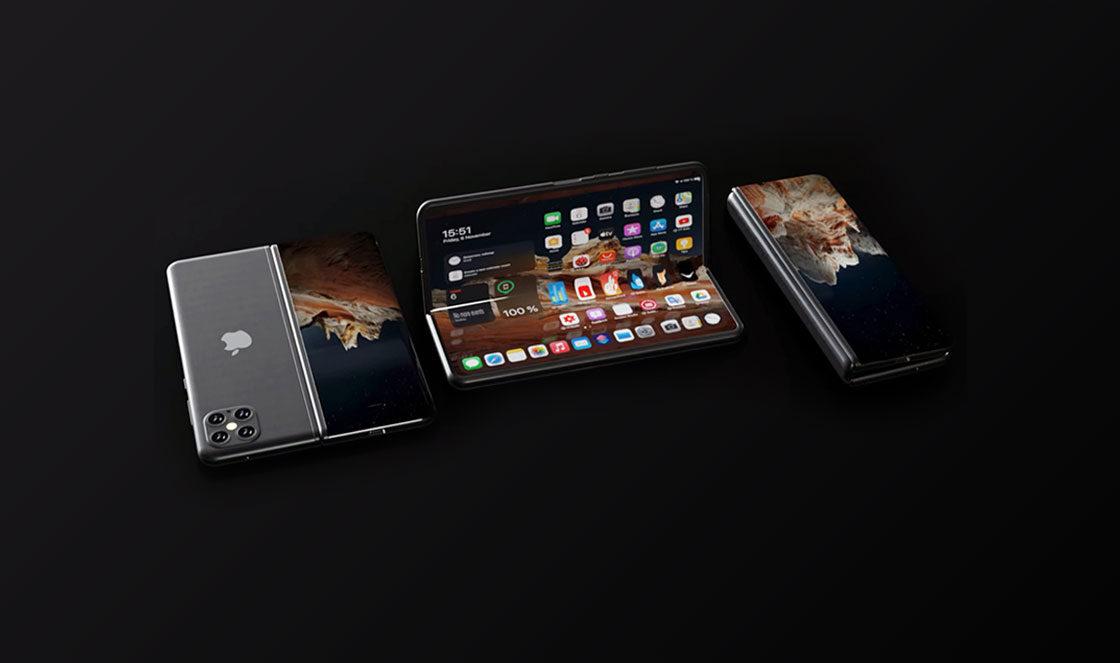 آیا اپل گوشی تاشو میسازد؟