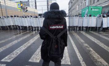 دومین هفته اعتراضات در روسیه