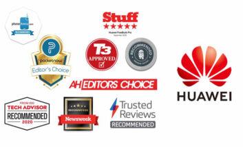 هوآوی در سال گذشته ۲۰ جایزه معتبر برای محصولات صوتی و پوشیدنی دریافت کرد