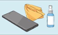 پنج نکتهای که هنگام تمیز کردن گوشی باید به آن توجه کنید