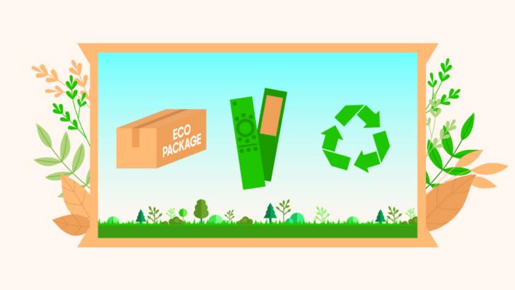 تلویزیونهای جدید سامسونگ در خدمت حفظ محیط زیست