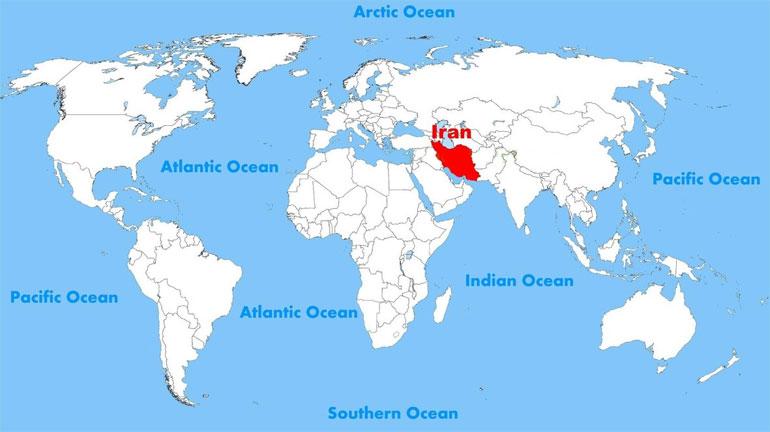 ایرانیان مقیم خارج از کشور بیشتر در چه کشورهایی هستند؟