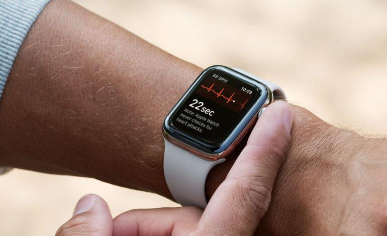 اپل واچ میتواند ابتلا به کووید-۱۹ را یک هفته زودتر تشخیص دهد
