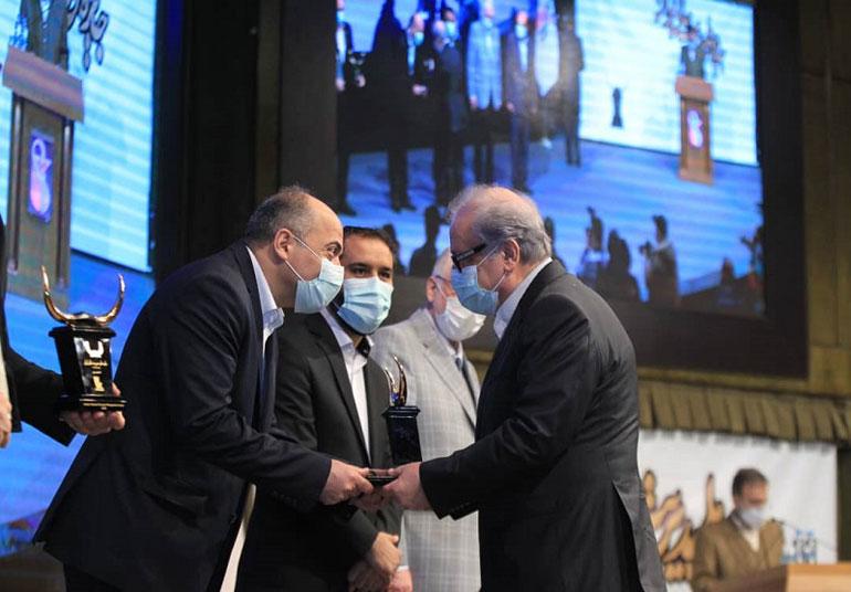 همراه اول موفق به دریافت تندیس زرین «جایزه ملی مدیریت مالی ایران» شد
