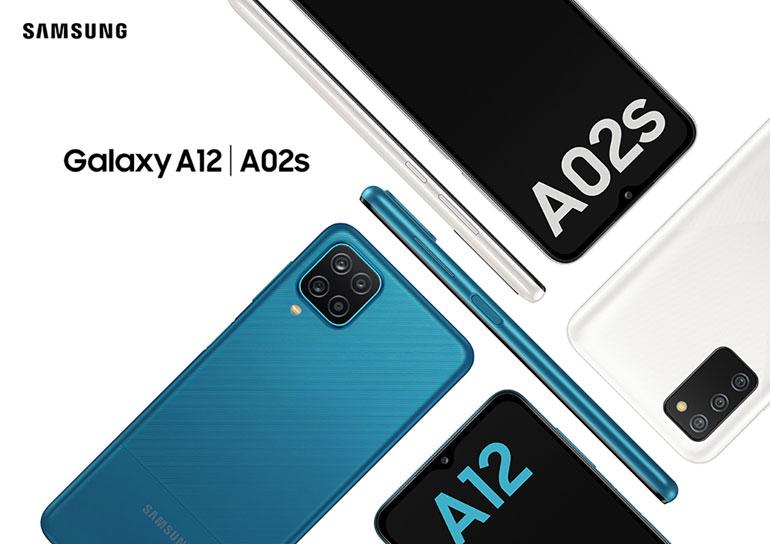 معرفی جدیدترین گوشیهای اقتصادی سامسونگ: گلکسی A12، A02s و A02