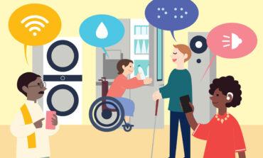 الجی و دسترسی بیشتر به لوازم خانگی روزمره برای معلولان جسمی