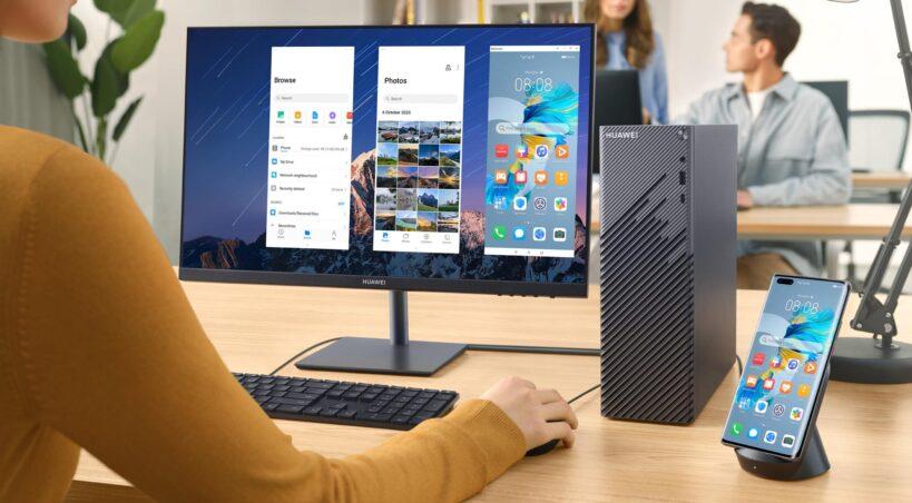 نگاهی به کامپیوتر دسکتاپ هواوی MateStation S