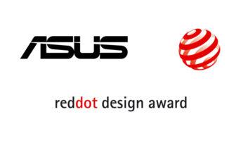 ایسوس برنده 37 جایزه برتر طراحی از Red Dot Design 2021 شد