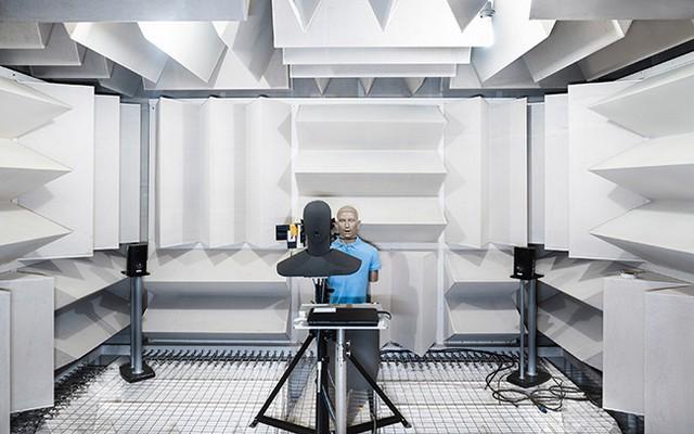 نگاهی به آزمایشگاه پیشرفته صوتی هواوی