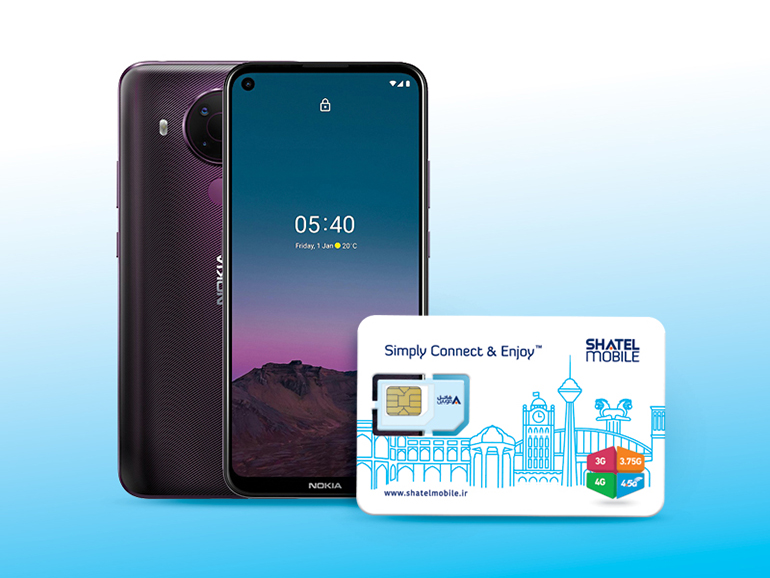 شاتل موبایل برای خرید گوشی نوکیا به مشترکین خود تخفیف ویژه ارائه میکند