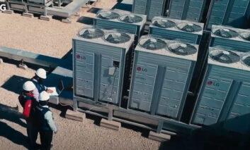 الجی؛ فراتر از انتظار با جدیدترین سیستمهای HVAC