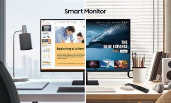 بررسی مانیتورهای Smart سامسونگ