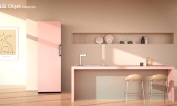 لوازم خانگی LG Objet؛ طلایهدار عصر جهانی لوازم خانگی سفارشی