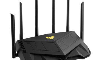 روتر گیمینگ TUF Gaming AX5400 توسط ایسوس معرفی شد