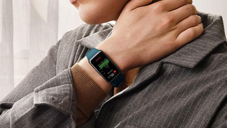 دلایل محبوبیت دستبند هوشمند هواوی بند ۶  از نگاه رسانهها