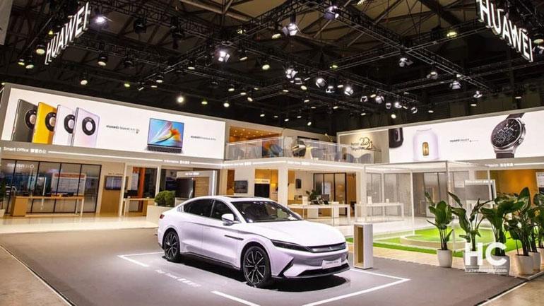 بزرگترین توافقنامه استفاده از فناوریها در صنعت خودرو بین هواوی و فولکس واگن امضا شد